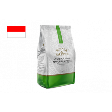 Кофе Арабика Индонезия Сулавеси (зерновой кофе) 500 г