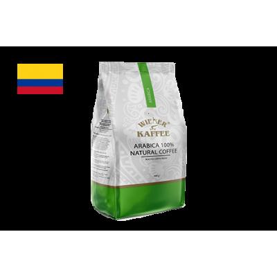 Кава Арабіка Колумбія Ексельсо (кава в зернах) 500 г
