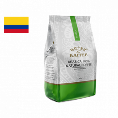 Кофе Арабика Колумбия Супремо (кофе в зернах) 500 г