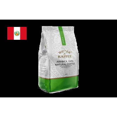 Кава Арабіка Перу Супремо (зернова кава) 500 г