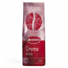 Кава Gemini мелена Crema (Джеміні ніжна)