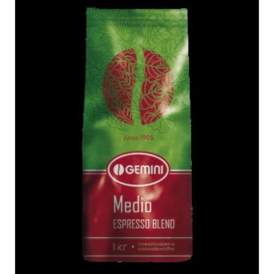 Кава Gemini зернова Medio (Джеміні Медіо)
