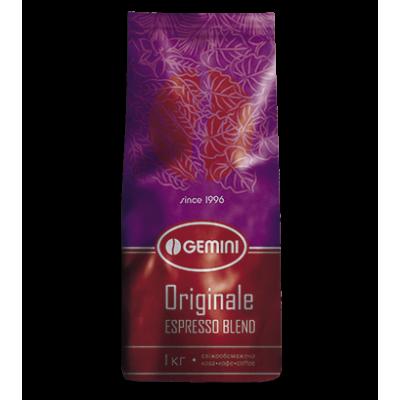 Кофе Gemini зерновой Originale (Джемини Оригинал)