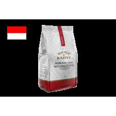Кофе Индонезия Ява, робуста в зерне 500 г