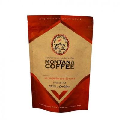 Кофе Montana Без кофеина Колумбия process CO2 (зерновой кофе) 150 г
