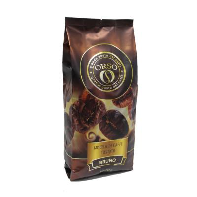 Кофе ORSO Bruno в зернах 1 кг