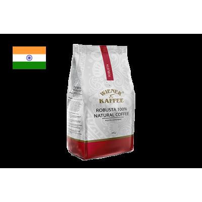 Кава робуста - Індія Парчмент (зерно) 500 г