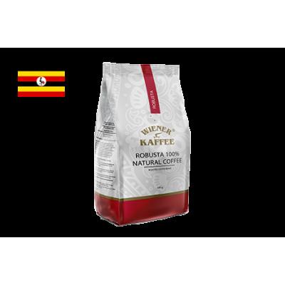 Кофе робуста - Уганда, (зерновой) 500 г