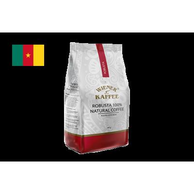 Кофе робуста в зерне - Камерун 500 г