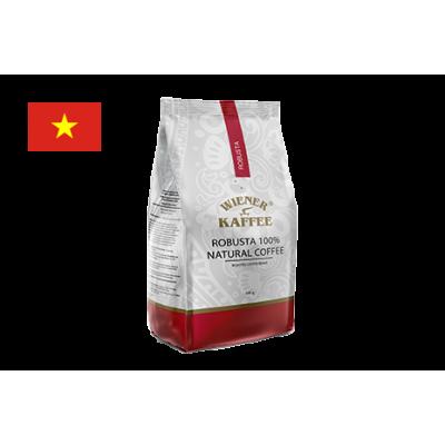 Кава робуста в зерні з В'єтнаму 500 г