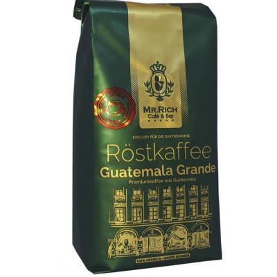 Кава в зернах - Мр. Річ Гватемала Гранде 500 г